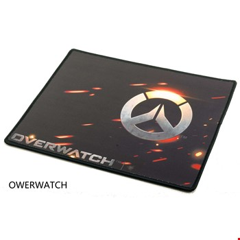 Mousepad Ower Watch Kaymaz Oyuncu Gaming Mouseped 44 x 35CM