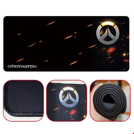 Mousepad OwerWatch Kaymaz Oyuncu Gaming Mouseped 30 x 80 CM