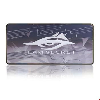 Mousepad Team Secret   Kaymaz Oyuncu Gaming Mouseped 30 x 80 CM