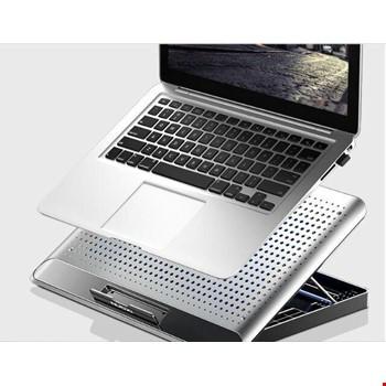 Nuoxi Q5 Fanlı NoteBook Laptop Soğutucu 12-17.3 inç