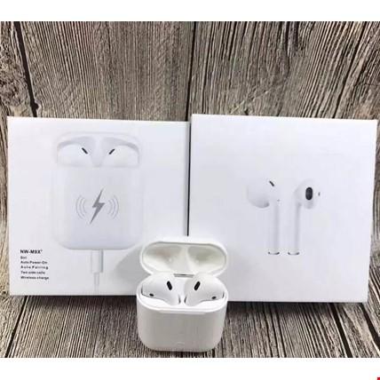 Nw-M9x2-Tws Kablosuz Stereo Bluetooth Kulaklık iPhone ve Android