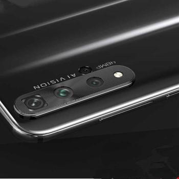 Oppo Realme 5 Pro Metal Kamera Lens Koruma Koruyucu