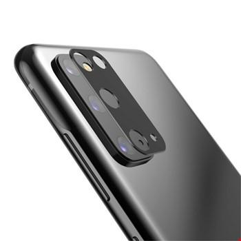 Samsung Galaxy S20 Metal Kamera Lens Koruma Koruyucu