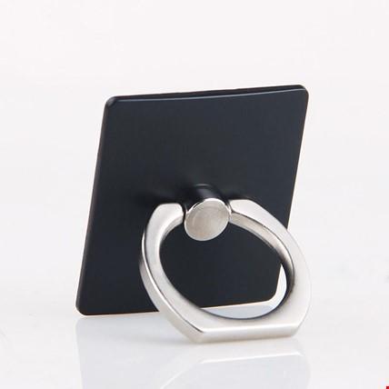 i Ring Telefon Halkası Yüzük Tutucu Stand Selfie Yüzüğü 2 Adet Renk: Siyah
