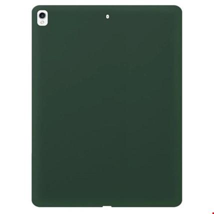 iPad 7. Nesil 10.2 Silikon Kılıf + Kalem Renk: Yeşil