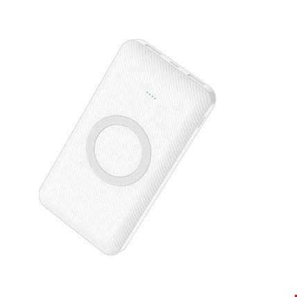 Xipin WS-T33 10000 Mah Wireless Taşınabilir Şarj Aleti Powerbank Renk: Beyaz