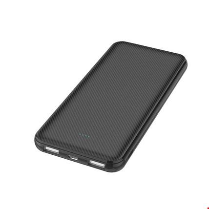 Xipin PX101 10000 Mah Taşınabilir Şarj Aleti Powerbank Renk: Siyah