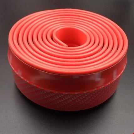 Tüm Araçlara Uygun Ön Tampon Eki Ez Lip Karbon Kırılmaz 3 Renk Renk: Kırmızı
