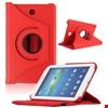Samsung Note 10.1 N8000 N8005 Kılıf + Kalem Renk: Kırmızı