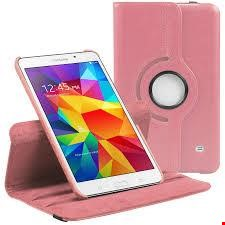Samsung Tab 3 10.1 Standlı Kılıf P5200 P5210 Renk: Pembe