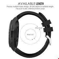Xiaomi AMAZFIT Bluetooth Nabız GPS Akıllı Saat Silikon Kordon Renk: Siyah