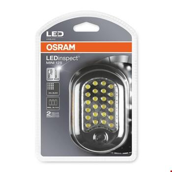 Osram Led İnspect Mini 125 Şarjlı Çalışma Lambası Feneri