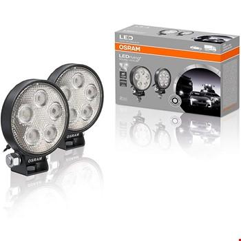 Osram LEDriving Round 5 Ledli Off Road Sis Farı Lambası 2 Adet