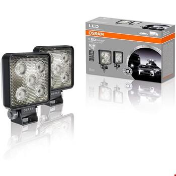 Osram LEDriving Round 5 Ledli Off Road Sis Farı Lambası 2 Adet Kr