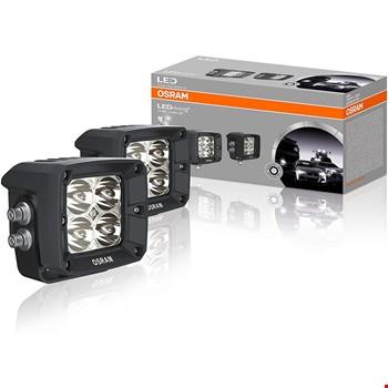 Osram LEDriving Round 4 Ledli Off Road Sis Farı Lambası 2 Adet Kp