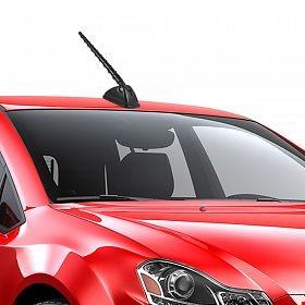 Oto Araç Tüm Modeller İçin Süs Dekoratif Anten T02018
