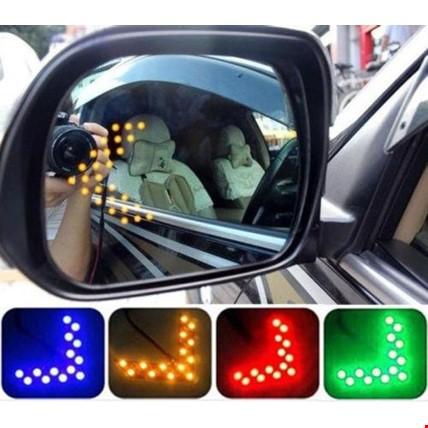 Oto Ayna İçi Led Sinyal Modülü Dikiz Ayna Sinyali Sinyal Lambası