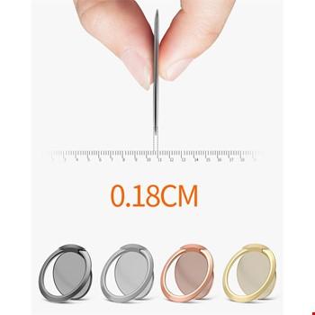 i Ring Ultra İnce 0.18cm Telefon Yüzük Tutucu Stand Selfie Yüzüğü