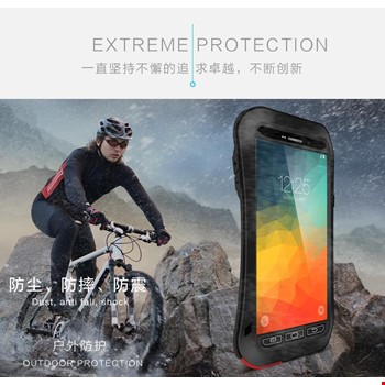 Samsung Galaxy Note 5 Kılıf Lovemei Askeri Kılıf