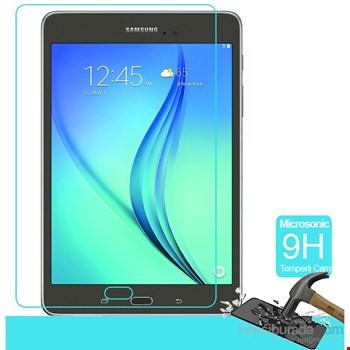 Samsung Tab E T110 T377 T800 T810 Temperli Cam Ekran Koruyucu