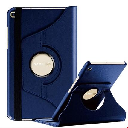 Samsung Galaxy Tab A7 10.4 Sm-T500 360 Ayarlanabilir Kılıf Renk: Lacivert