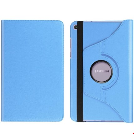 Samsung Galaxy Tab A7 10.4 Sm-T500 360 Ayarlanabilir Kılıf Renk: Turkuaz