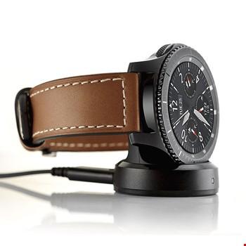 Samsung Gear S3 Frontier & Classic Kablosuz Şarj Cihazı Aleti
