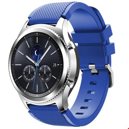 Huawei Watch Gt Gt2 Gt2 Pro Silikon TME Kordon Kayış Renk: Lacivert