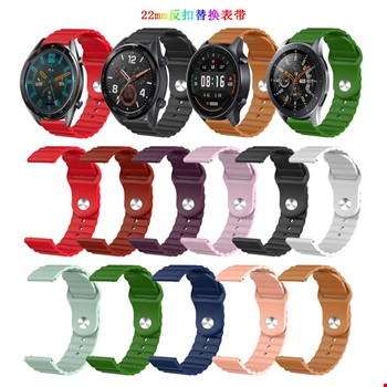 Samsung Galaxy Watch 3 41mm Silikon Loop TME Kordon 20mm