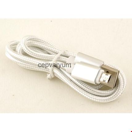 Samsung LG Sony Htc Micro Usb İki Yönlü Usb Şarj Kablo