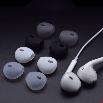 Apple iPhone Earpods Koruyucu Kulaklık Silikonu Sabitleyici