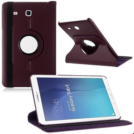 Samsung Tab S4 10.5 T830 T835 Kılıf Standlı Koruma Renk: Mor