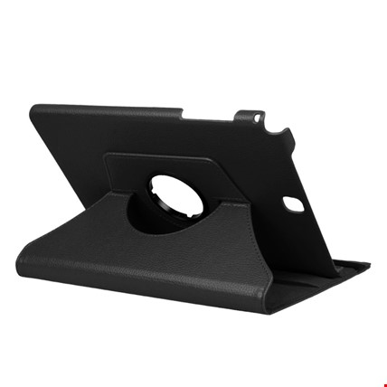 Samsung Galaxy Tab S6 Lite P610 Kılıf Standlı 360º Tablet Kılıfı Renk: Siyah