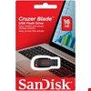 Sandisk Cruzer Blade 16GB 32GB Usb Flash Bellek
