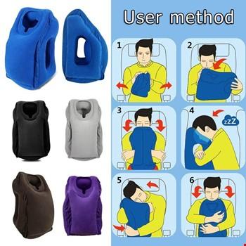 Seyahat Yastığı Şişme Yastık Unique Yeni Model