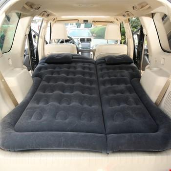 Suv Minivan Şişme Araba Yatağı Kamp Yatağı + Hava Kompresörü