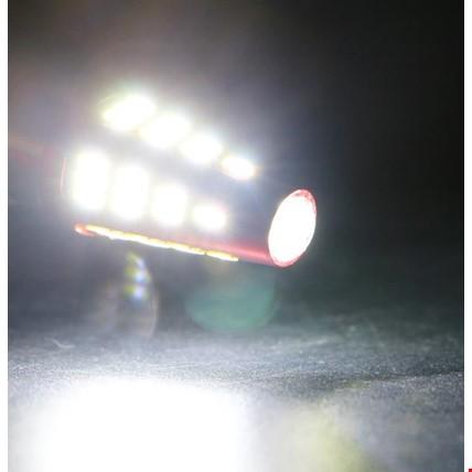 1156 BA15S 48 Ledli Ampül Stop Sinyal Çakarlı 2 ADET Beyaz Işık