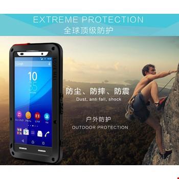 Sony Xperia Z3 Plus Z4 Kılıf Lovemei Askeri Kılıf