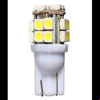 T10 3020 20 SMD Park Led Ampülü 20 Ledli Beyaz