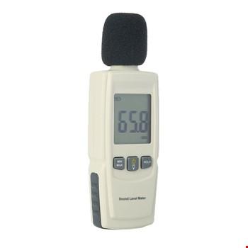 Desibelmetre Ses Seviyesi Desibel Ölçer 30 ~ 130dBA Arası Ölçüm