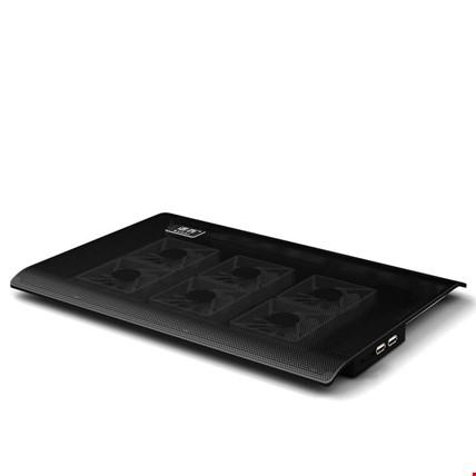 Techmaster Tme-L112 Gaming Gamer Laptop Soğutucu Işıklı 6 Fanlı