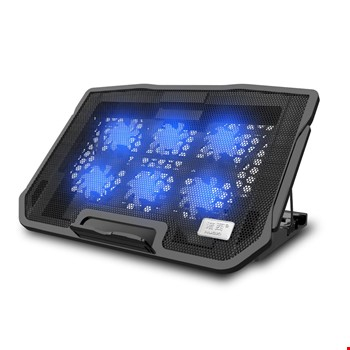Nuoxi H9 6 Fanlı Gaming NoteBook Laptop Soğutucu