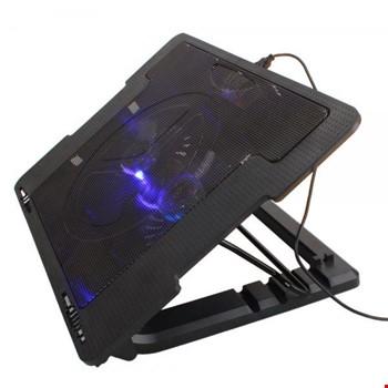Tme-339 Gaming NoteBook Laptop Soğutucu Ergostand Ayarlanır Fan