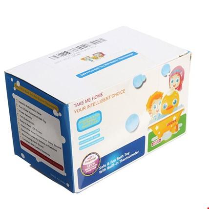 Bebek Banyo Termometresi Ördek Termometre Banyo Sıcaklık Ölçer