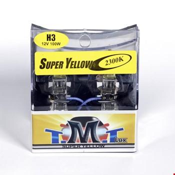 Tmt H3 Süper Yellow 2300k Sarı Işık Ampül 2 Adet 12v 100w
