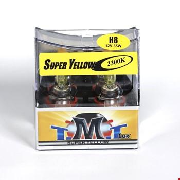 Tmt H8 Süper Yellow 2300k Sarı Işık Ampül 2 Adet 12v 35w