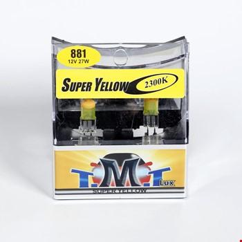 Tmt H27 881 Süper Yellow 2300k Sarı Işık Ampül 2 Adet 12v 65w