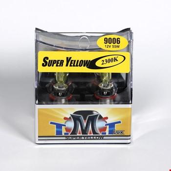 Tmt Hb4 9006 Süper Yellow 2300k Sarı Işık Ampül 2 Adet 12v 55w