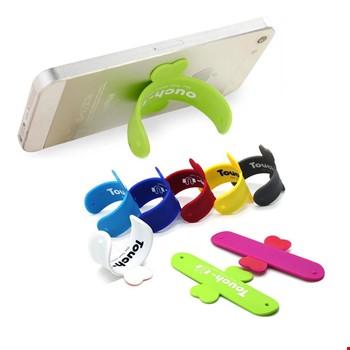 Touch-U Cep Telefonu Silikon Stand