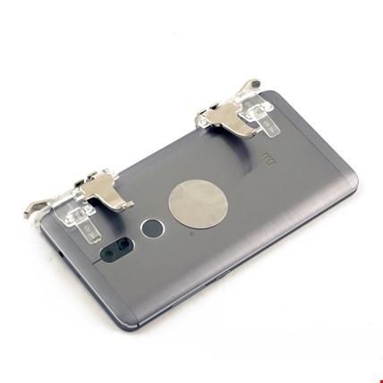 Telefonlar İçin Oyun PubG Ateş Tetik Düğmesi MD7 4 Fonksiyonlu